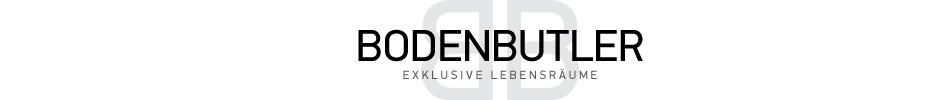BODENBUTLER - Exklusive Lebensräume Logo